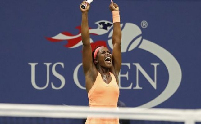 US Open: Stephens beat Venus Williams to reach final