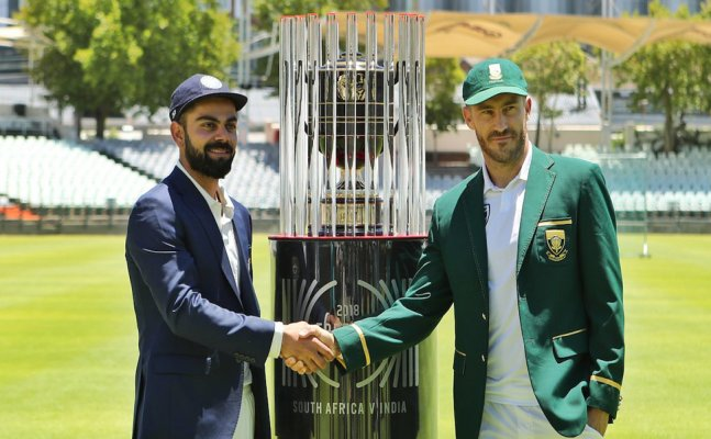 IND vs SA: India looking to rewrite history
