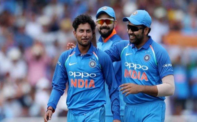 Ind vs Eng, 1st ODI: Kuldeep Yadav-Rohit Sharma take India to victory