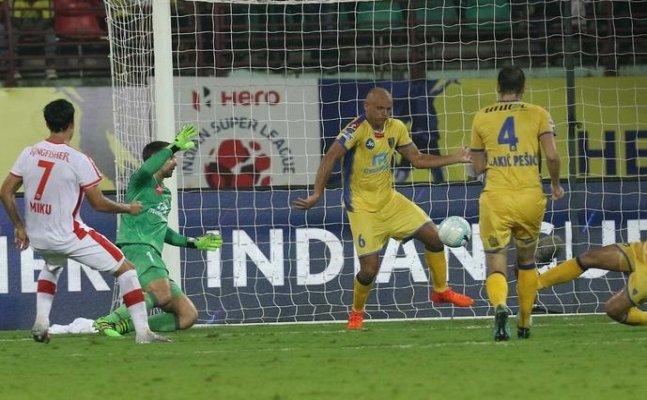 ISL: Bengaluru FC thrash Kerala Blasters