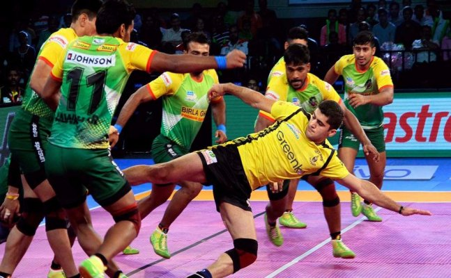 PKL 2017: Patna Pirates thrash Telugu Titans, U Mumba lose to Fortunegiants