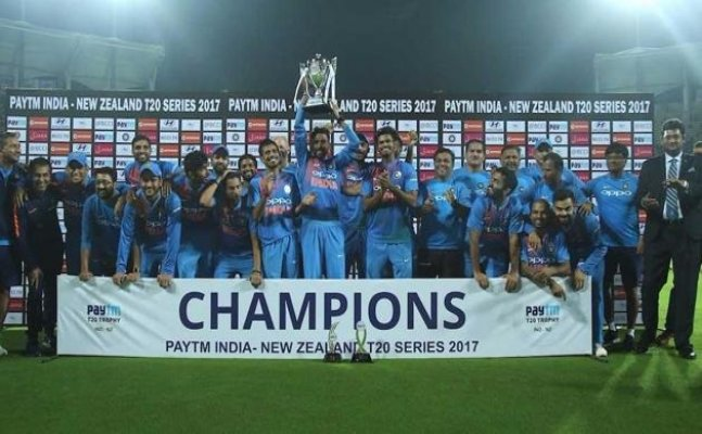 IND vs NZ: India clinch series, bowlers led the charge