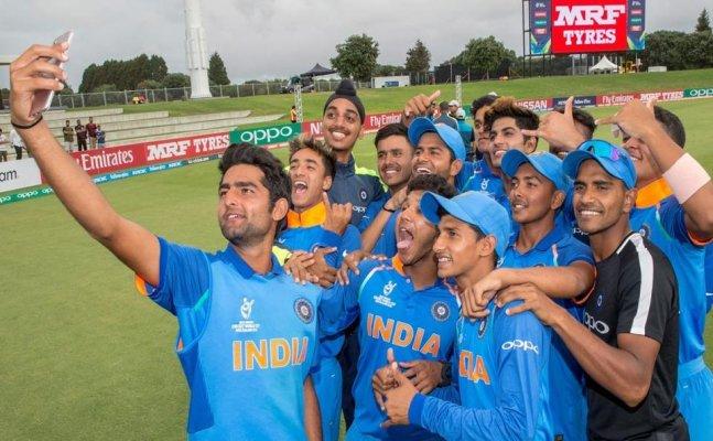 U-19 WC: India thrash Bangladesh, Set up semi-final clash with Pakistan