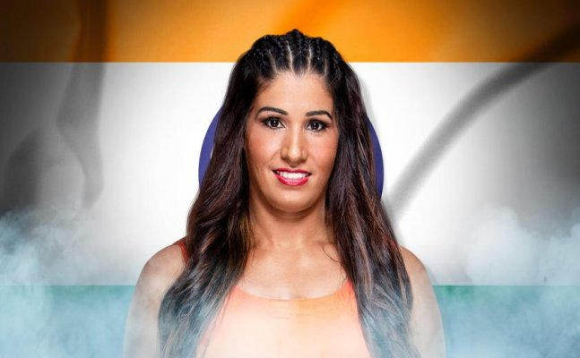 Kavita Devi becomes first Indian woman to sign WWE contract