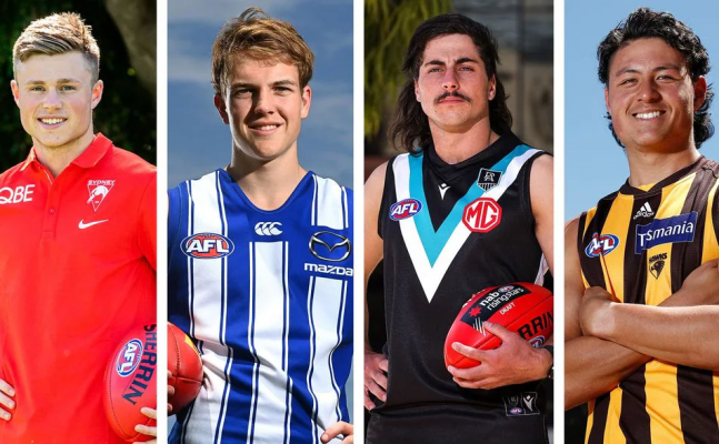 AFL Club's Rookie To Watch In 2021