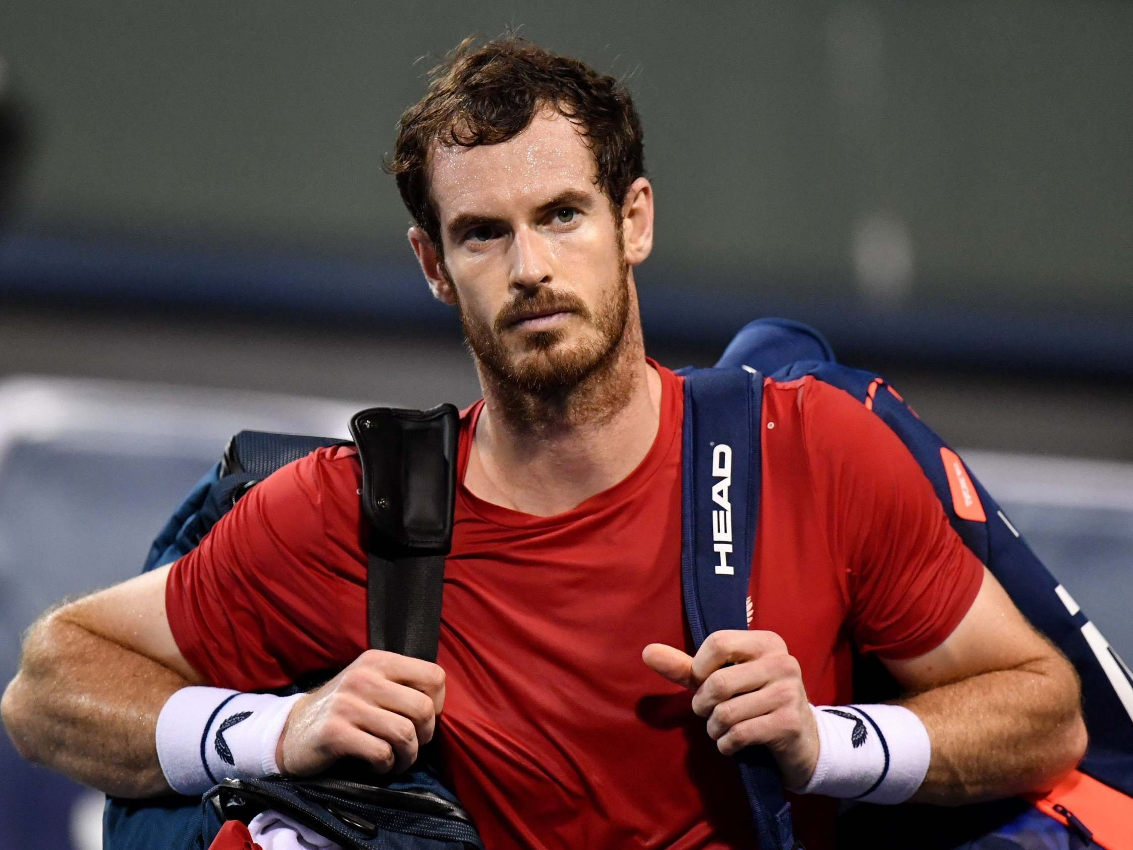 US OPEN 2020: Andy Murray defeated by  Felix Auger Ailassime