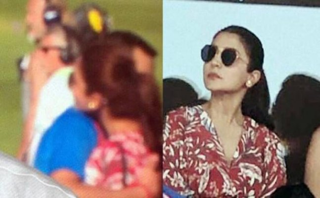 Ind vs Eng: Anushka-Virat's PDA after India's win is adorable!