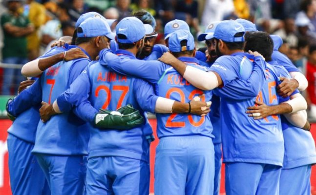 India and South Africa T20 Squad