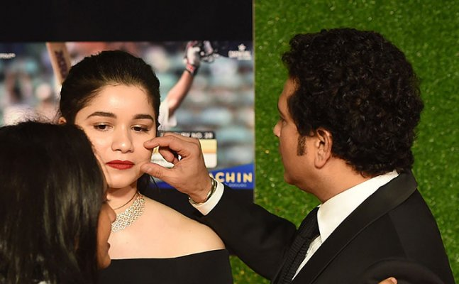 Techie nabbed for creating fake account of Sachin's daughter