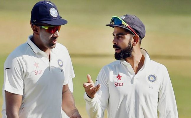 VIrat Kohli remains at 6th, Ashwin drops in latest ICC Test Ranking