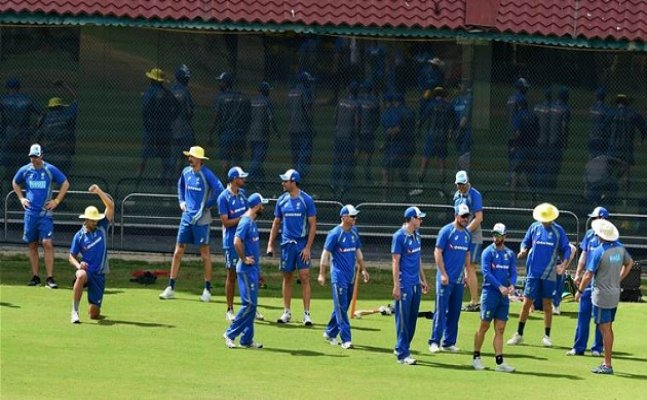 Aus vs BP XI: Australia batters dominate in the practice match