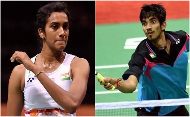PV Sindhu, Kidmba aims grand finish to 2017