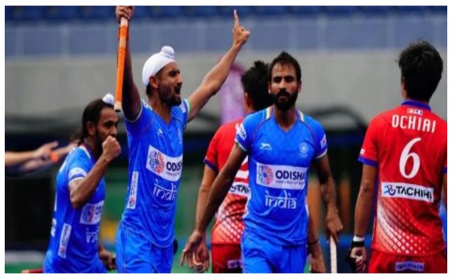 Hockey: Mandeep hat-trick helps India beat Japan 6-3 and reach final in Olympic Test Event