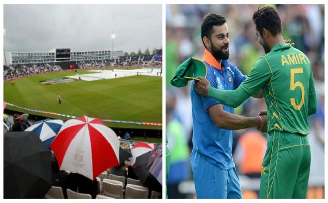 ICC World Cup: Can rain spoil India vs Pakistan show ?