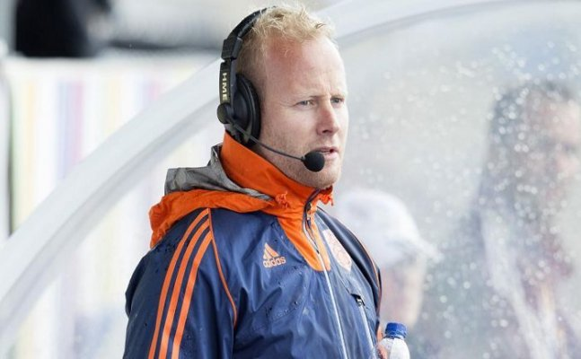 Sjoerd Marijne set to become Indian men's hockey team coach