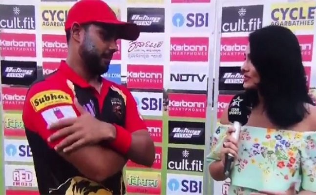 On Marriage Anniversary, Mayanti Langer interviews Husband Stuart Binny