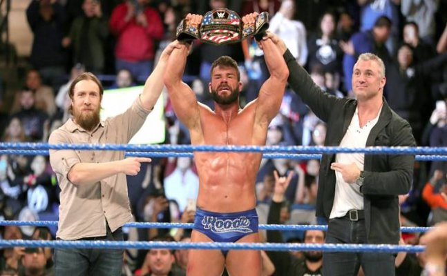 SmackDown: Bobby Roode outclass Jinder Mahal, wins US title