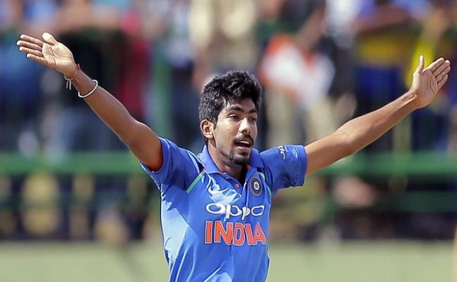 Bumrah No.1 T20I bowler in latest ICC ranking