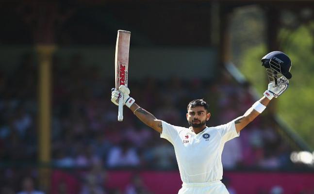 IND vs SL: Kohli goes past 5000 run mark in Test