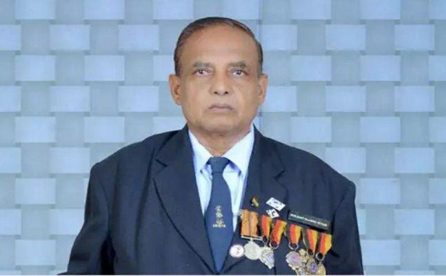 Paralympian Mullikan Petkar conferred Padma Shri