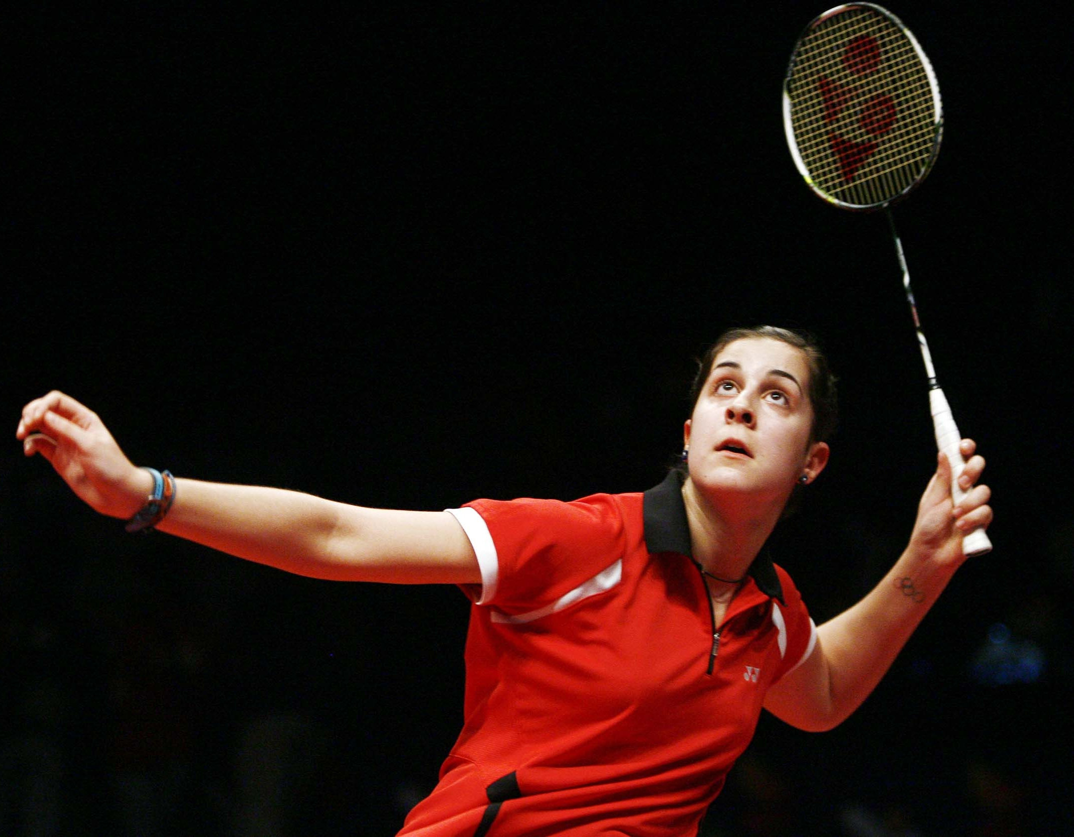 Carolina Marin gives her medals to medical professionals in Spain for service amid Covid-19 pandemic