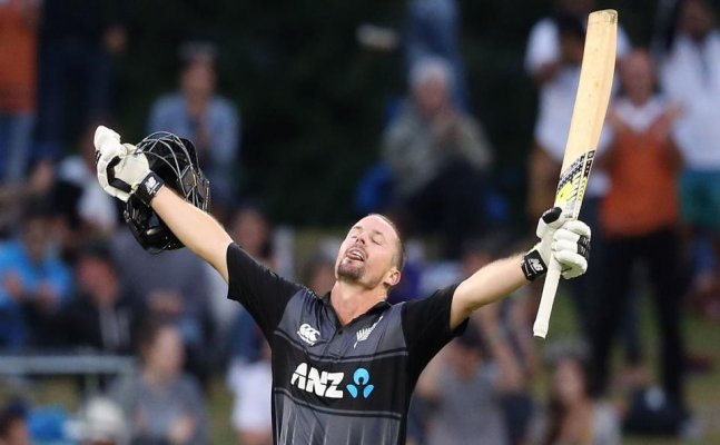 Colin Munro's record ton helps New Zealand beat West Indies
