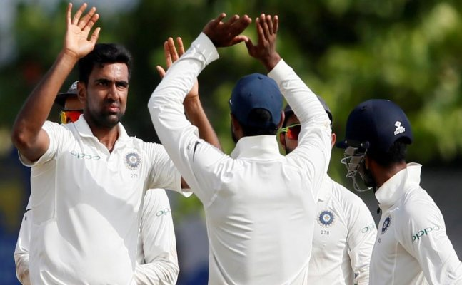 IND vs SL: India lead series, Ashwin fastest to pick-up 300 wickets