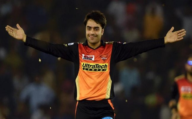 IPL Auction 2018: Rashid Khan retained by SRH for whooping 9 crore