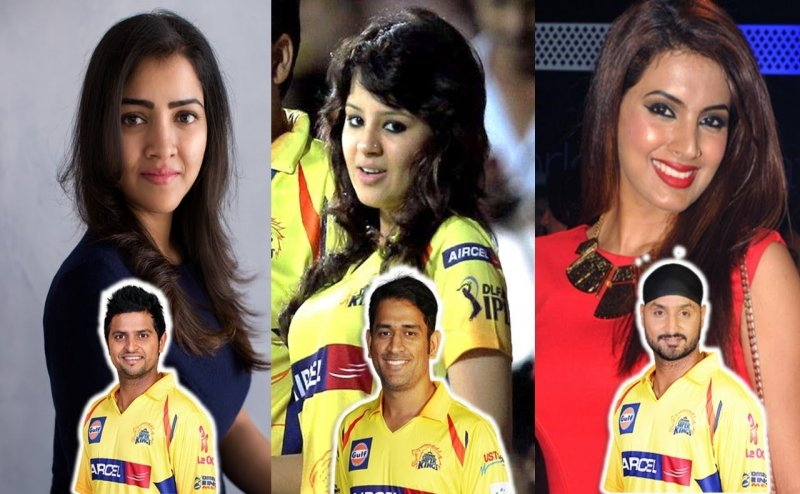 IPL 2018 CSK vs SRH: See Pics of Sexy Wives of cricketers playing IPL Final