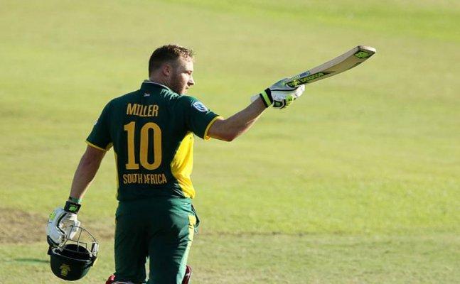 David Miller scores fastest century T20I history
