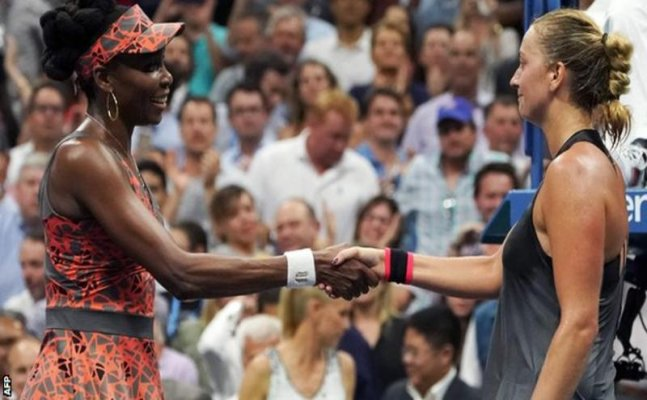 US Open: Venus Williams outlast Petra Kvitova, all-american semies possible