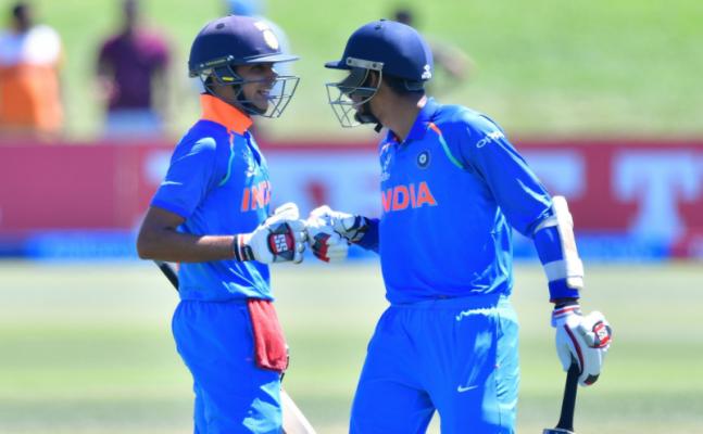 U-19 WC: Shubman Gill guide India to final, Thump Pakistan by 203 runs