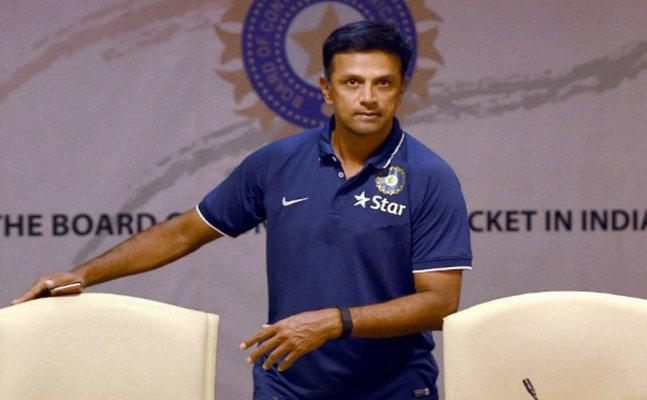 IND vs SL: Rahul Dravid to coach Team India on Sri Lanka Tour
