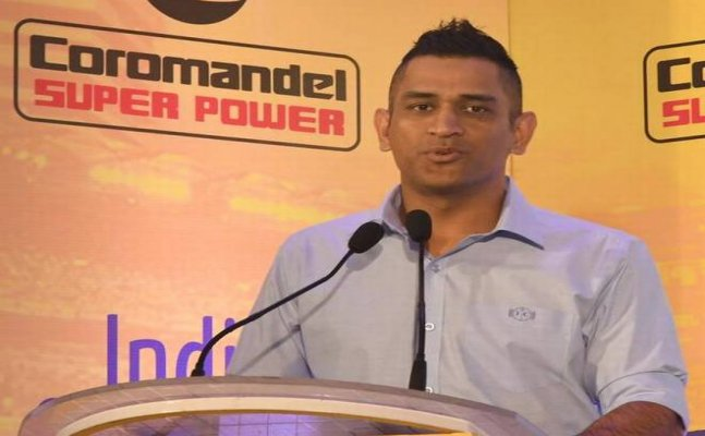 I can't think of not coming back to CSK: Dhoni
