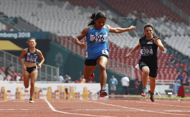 Asian Games 2018: Dutee Chand wins SILVER in 200m final, creates history