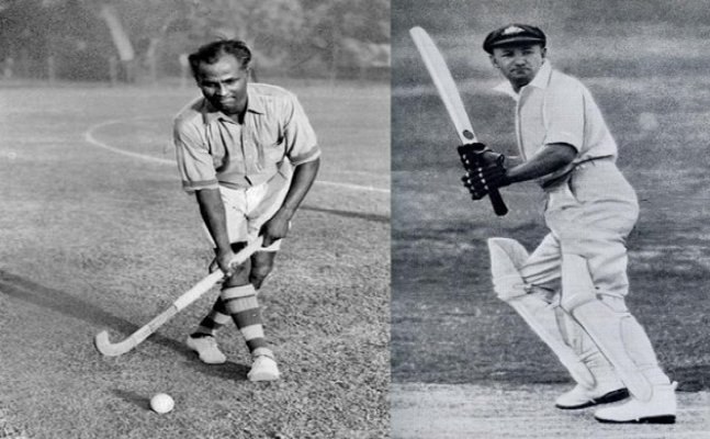 National Sports Day: When Dhyan Chand met Don Bradman