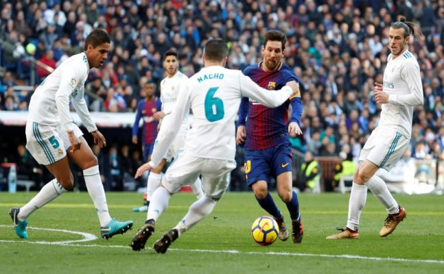Barcelona thrash rival Real Madrid