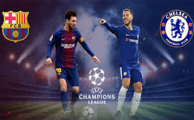Champions League: Chelsea host inform Barcelona
