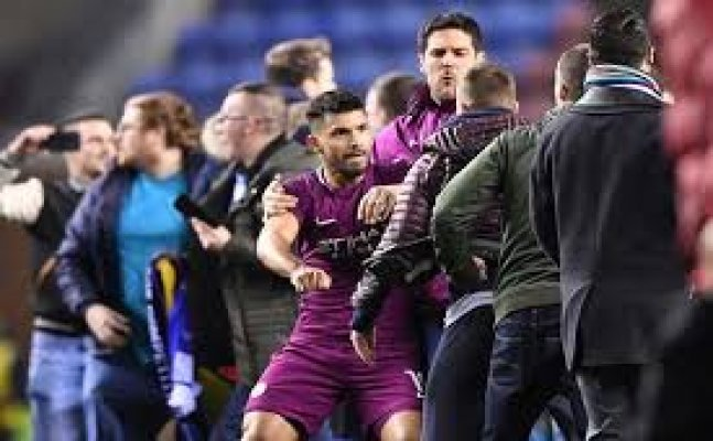 No charges for Manchester City's Aguero