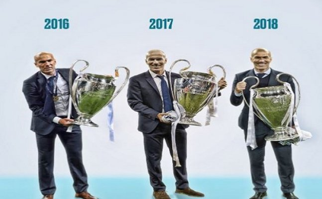 Shocking!! Real Madrid rocked as boss Zidane Quits