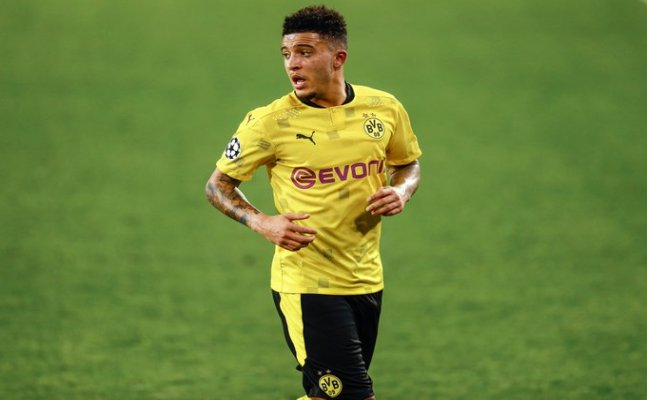 Manchester United agree deal for $100M Jadon Sancho move