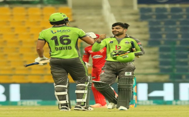 Watch: Rashid Khan's fireworks in final over leads Lahore Qalandars to victory against Islamabad United
