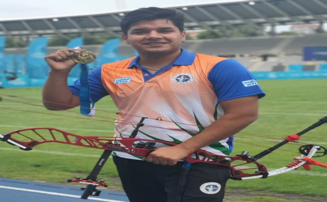 Indian Archer Abhishek Verma win gold at Paris Archery World Cup, defeats USA's Kris Schaff