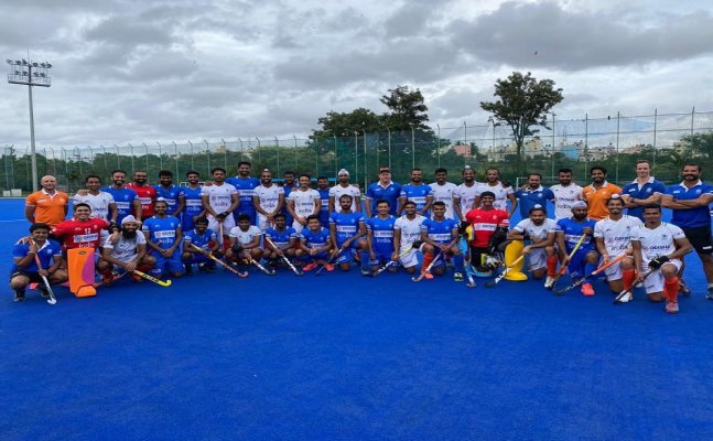 High medal hopes from Indian Mens Hockey team, Will India end the 41 year long drought at Tokyo Olympics