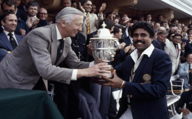 Team India won its first world cup today 38 years ago, Let's revisit the 1983 world-cup final