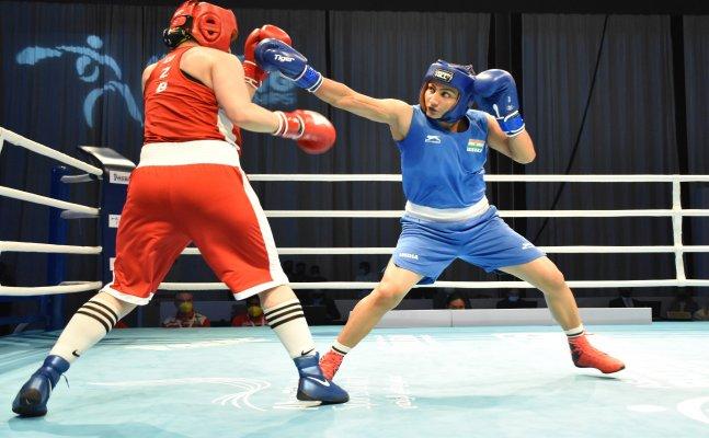 Tokyo 2020: Boxer Pooja Rani defeats Algeria's Ichrak Chaib 5-0 to reach quarters