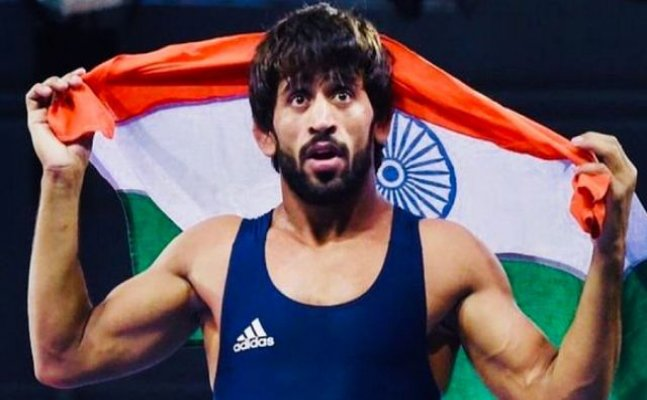 India's Bajrang Punia wins QF bout to reach SF, one win away from Olympic medal