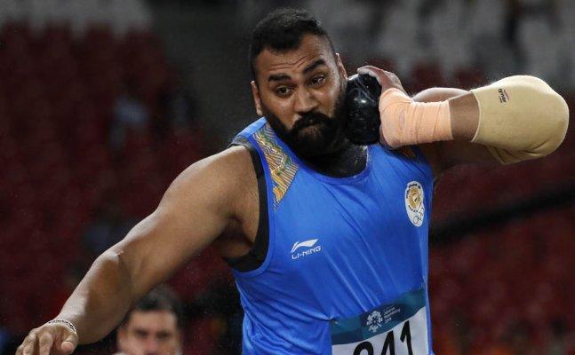 Tokyo 2020: Tajinderpal Singh loses on final round qualification in men's shot put event