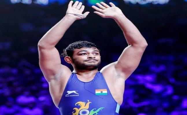 Indian wrestler Deepak Poonia tastes defeat in Semi-final bout, bronze medal hopes alive