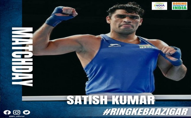 Tokyo 2020: Army man turned boxer Satish Kumar wins India's first-ever Olympic bout in super heavyweight category